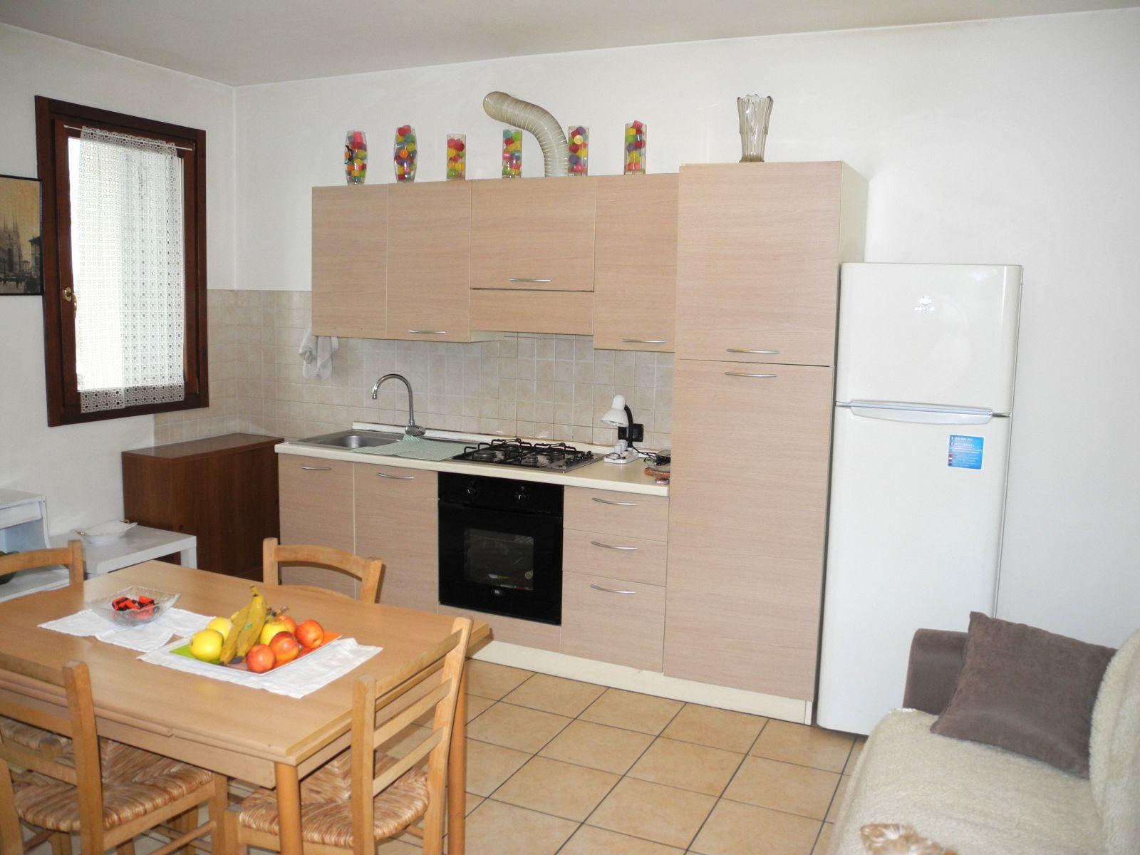 Mini appartamento arredato e già locato.OTTIMO INVESTIMENTO.